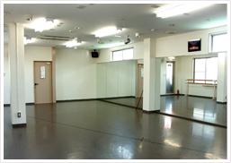 スタジオの紹介